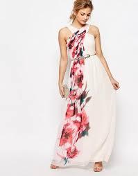 tenue pour assister ã un mariage une robe fleurie pour assister à un mariage en 2016 nuagemode