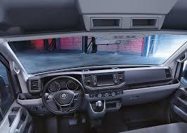 crafter fahrgestell interieur u0026 features vw nutzfahrzeuge