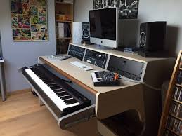 Music Studio Desk Plans by 20 Best Recording Studio Furniture Ideas Images On Pinterest