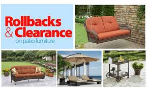 Patio Furniture Clearance Walmart Walmart Patio Furniture Clearance 70 Utah Sweet Savings