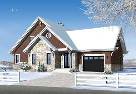 cottage favorite with garage addition 22324dr architectural