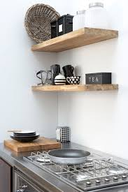 Floating Wood Shelves Diy by Best 25 Wooden Corner Shelf Ideas On Pinterest Corner Shelves