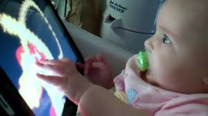 baby shark youtube learning station toddlers obsessed with ipads could it hurt their development abc
