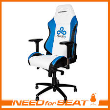Armchair Gamer Maxnomic Computer Gaming Office Chair Cloud 9 Edition