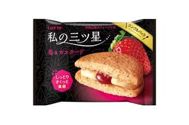 cuisine lotte watashi no mitsuboshi ขนมหวานออกใหม จาก lotte japankakkoii com