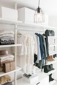 Schlafzimmer Schrank Ordnung 40 Besten Kleiderschrank Organisieren Schlafzimmer Einrichten