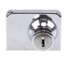 Glass Cabinet With Lock Keyed Alike Display Case Showcase Sliding Glass Cabinet Door Lock