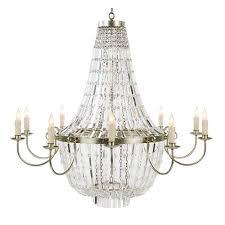 Aidan Gray Chandelier Sale Aidan Gray Lighting Hamilton Crystal Large L850l Chan Free Shipping