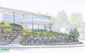 axonometric garden drawing drawntogarden