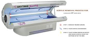 Prosun Tanning Bed Anytime Tanning Sales And Service Inc