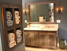 rustic industrial bathroom ideas trough sink for diy vanity white