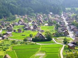 check out the quaint city of shirakawa in japan places boomsbeat