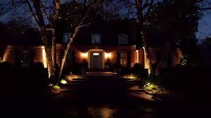 led landscape lighting u2013 piedmont carolina landscaping