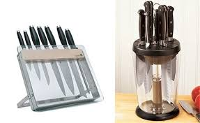 Kitchen Knives Storage Best Knife Storage For Display Of Beautiful Knives Kitchn