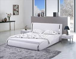 Aliexpresscom  Buy Modern White Leather High Back Soft Bed - Fashion bedroom furniture