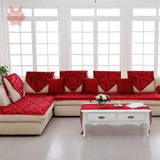 Red Floral Sofa by Cloth Sofa Covers Picture More Detailed Picture About Classic