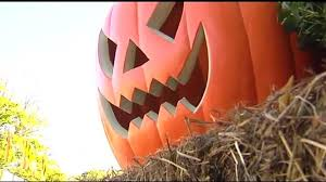 bushkill park gears up for its halloween express wfmz