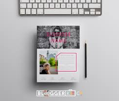 blog media kit and sponsorship set ad rate sheet ms word