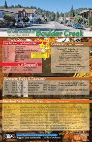 Bc Wildfire Boulder Creek by Events Boulder Creek Business Association