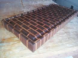Cool Cutting Board Designs End Grain Brick Pattern Cutting Board By Greg D Lumberjocks