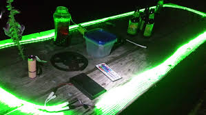 led light strip kits battery operated led light tape with powered 5050 rgb led strip