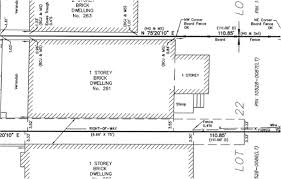 Find My Floor Plan by Find My Survey Plan Online In Muskoka Guide Protect Your