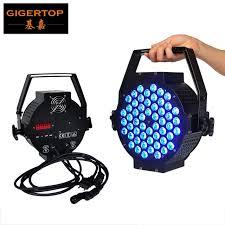 lights for sale china disco 54x3w led flat par light led mini par 64 stage lighting