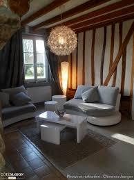 Maison Ancienne Et Moderne by Interieur Maison Normande U2013 Maison Moderne