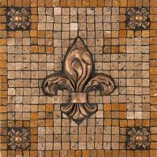kitchen medallion backsplash 266 best kitchen backsplash floor tile images on