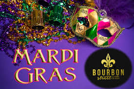 upcoming events mardi gras celebration at bourbon on