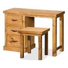 bureau en pin pas cher bureau en pin massif maison design wiblia com