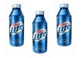 Bud Light Aluminum Bottle Aluminum Bottles Are Here To Stay