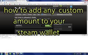 10 dollar steam gift card how to add any amount of money to your steam wallet