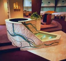 baptismal basin baptismal fonts in catholic churches search skd