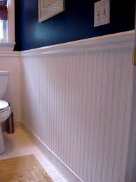 Bathrooms With Beadboard Beadboard Wallpaper In Masterbath Southern Hospitality