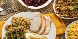 happy thanksgiving find out more about meals being offered around