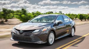 2018 toyota camry we drive the newest version of toyota u0027s best