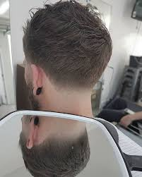 nape of neck haircuts men 14 best the neck taper images on pinterest men hair styles