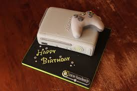 xbox 360 cake with controller andrea sullivan flickr