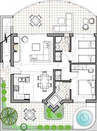 Floor Plan For Bungalow Modern Bungalow Floor Plans Estate Buildings Information Portal