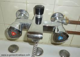 comment changer un robinet mitigeur de cuisine plomberie changement tête céramique d un robinet mélangeur e