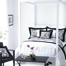 White Bedroom Designs Ideas Black N White Bedroom Ideas Interactive Image Of Black And White