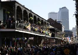 Map Of Celebrity Homes In New Orleans by Mardi Gras 2017 How New Orleans Became The Center Of It All