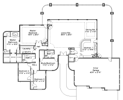 floor plans desert home drafting