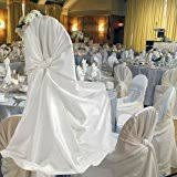 cheap universal chair covers linentablecloth satin universal chair cover white