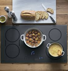 Built In Induction Cooktop Ge Café Series 36