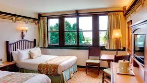 chambre montana sequoia lodge disney s sequoia lodge accommodation