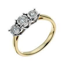 3 engagement ring three engagement rings rings ernest jones