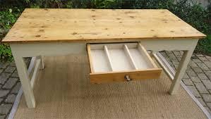 table cuisine tiroir table bois cuisine table de cuisine haute maisonjoffrois