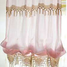 Austrian Balloon Curtains Balloon Shade Curtain